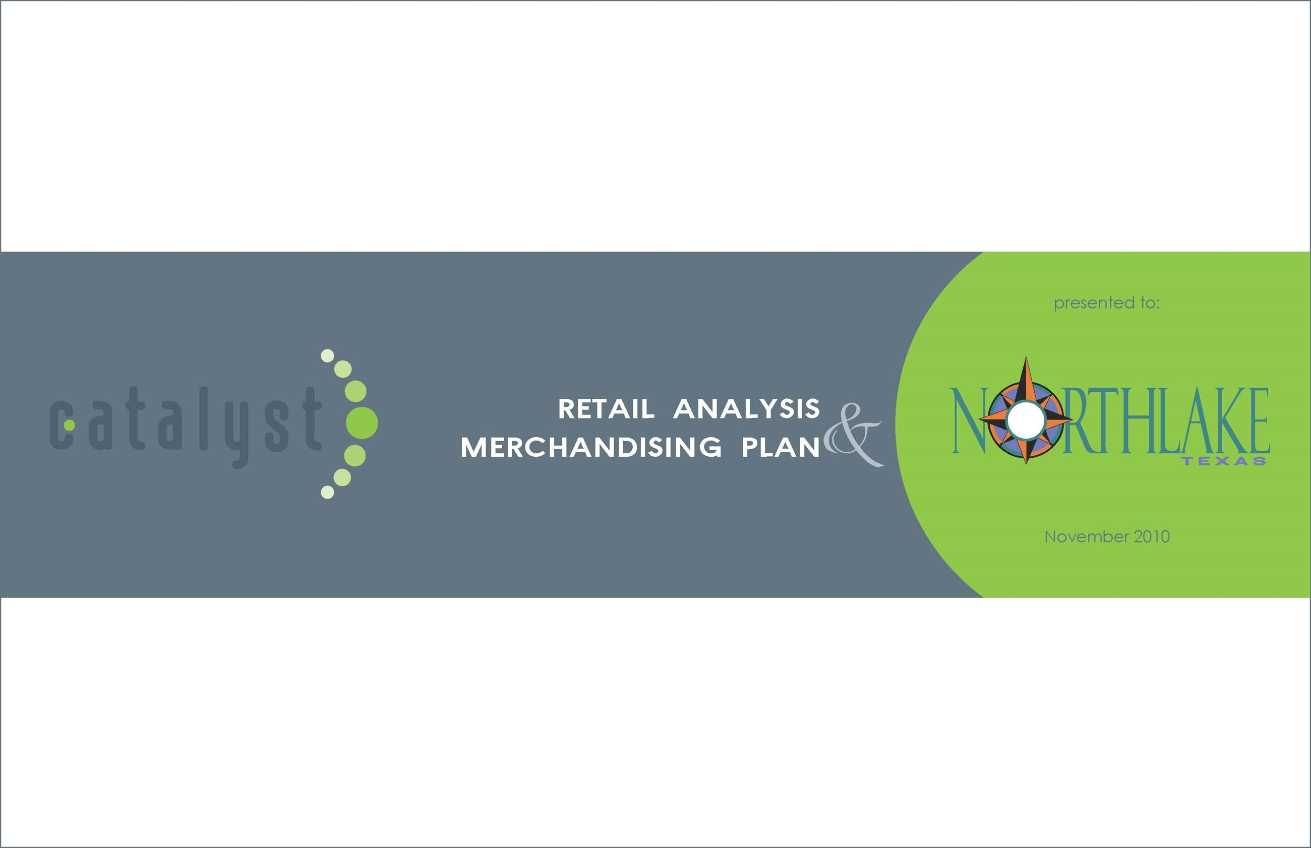 Retail Analysis and Merchandising Plan